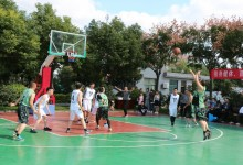 """""""Strengthen the body, unite and cooperate, work hard and enterprising""""-Kolod Group organizes the National Day basketball friendly match"""