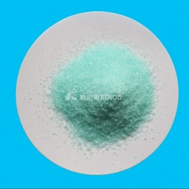 Jiangsu kolod about the actual use in the introduction of ferrous sulfate
