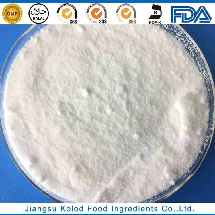 Anhydrous potassium acetate