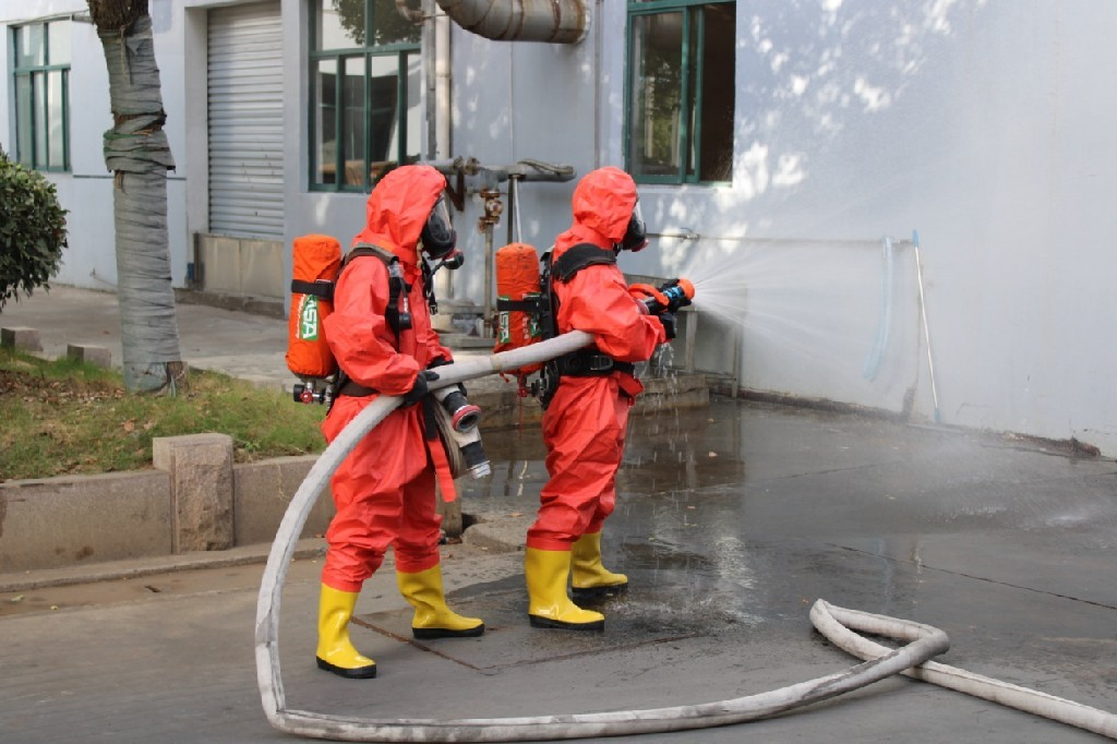 Kolod, Jiangsu Holds 2020 Guanyun County Limited Space Emergency Rescue Drill